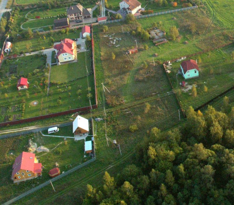 землеустроительные работы